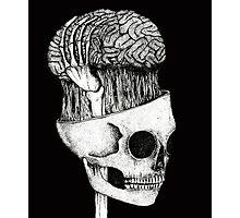 brains  Photographic Print