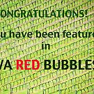 WA Red Bubble Banner Entry # 2 by Eve Parry
