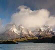 Torres del Paine by Brendon Doran