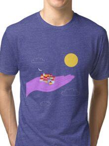 My Lisbon Tri-blend T-Shirt
