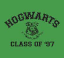 Hogwarts Class of '97 (Light Shirt Colors) by rachaelroyalty