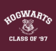 Hogwarts Class of '97 (Dark Shirt Colors) by rachaelroyalty