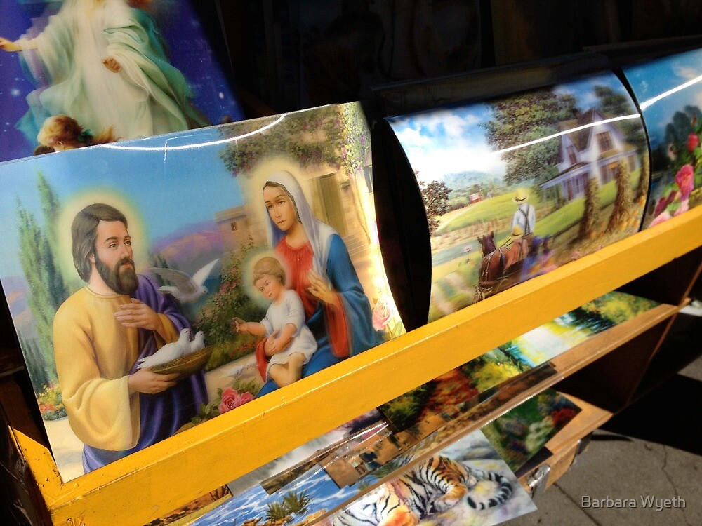 Holy Family by Barbara Wyeth