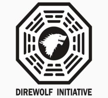 lost game of thrones direwolf initiative  by Tardis53