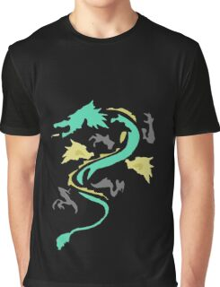 Dragon, oh beautiful Dragon Graphic T-Shirt