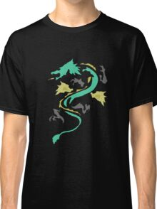 Dragon, oh beautiful Dragon Classic T-Shirt