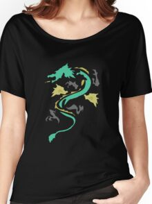 Dragon, oh beautiful Dragon Women's Relaxed Fit T-Shirt