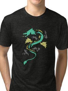 Dragon, oh beautiful Dragon Tri-blend T-Shirt