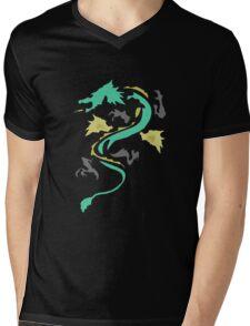Dragon, oh beautiful Dragon Mens V-Neck T-Shirt
