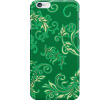 Green Leafiness iPhone Case/Skin