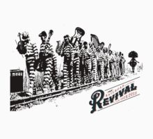 RAILROAD REVIVAL CHAIN GANG by geot