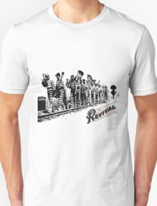 RAILROAD REVIVAL CHAIN GANG Unisex T-Shirt