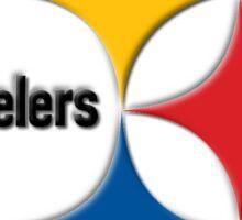 Steelers Logo Sticker