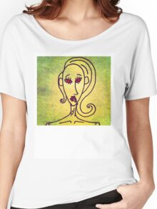 Lick.  Women's Relaxed Fit T-Shirt