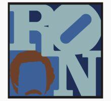 Ron Love One Piece - Short Sleeve