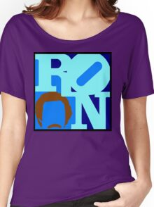 Ron Love Women's Relaxed Fit T-Shirt