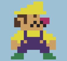 Wario by themaddesigner