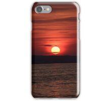 Alberta Sunset iPhone Case/Skin