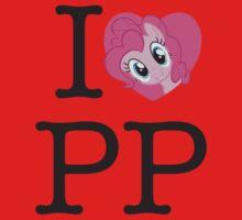 I <3 Pinkie Pie Kids Clothes