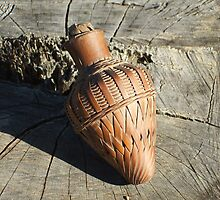 Bamboo Baby Rattle by TriciaCurry