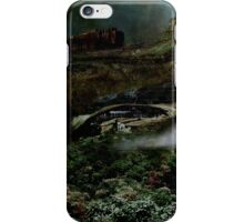 The dream city and forest iPhone Case/Skin