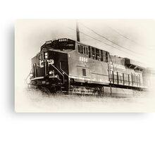 Engine 8956 Canvas Print
