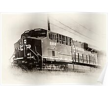 Engine 8956 Poster