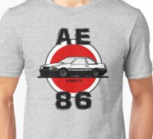 Toyota AE86 Unisex T-Shirt