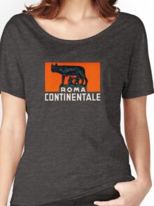 Roma Continentale Women's Relaxed Fit T-Shirt