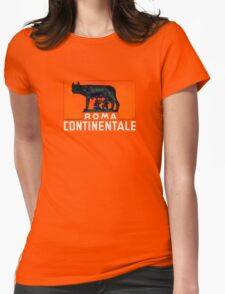 Roma Continentale Womens Fitted T-Shirt