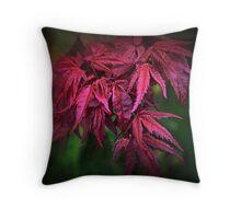 Autumn Colours - Maple  Throw Pillow