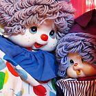 Clowning around... by Sammy Nuttall