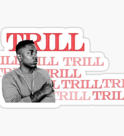 Trill Sticker