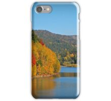 Polish Golden Autumn iPhone Case/Skin