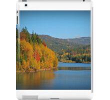 Polish Golden Autumn iPad Case/Skin