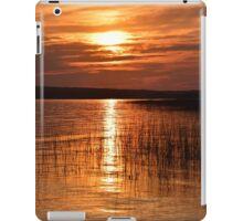 Alberta Sunset in June iPad Case/Skin