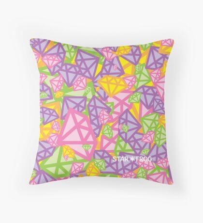 STAR*FROG™ Gems Throw Pillow