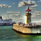 Port of Ramsgate by larry flewers