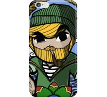 Legend Of Zelda - Sailor Link iPhone Case/Skin