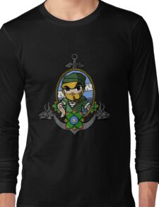 Legend Of Zelda - Sailor Link Long Sleeve T-Shirt