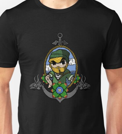 Legend Of Zelda - Sailor Link Unisex T-Shirt