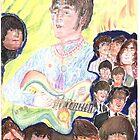 60s Lennon by LIVING