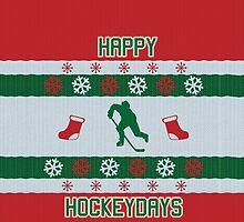 Happy Hockeydays by RoufXis