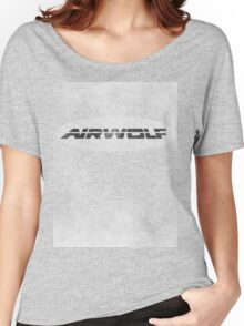 Airwolf Retro II Women's Relaxed Fit T-Shirt