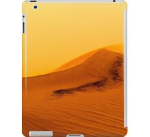 Red Desert Sand Dune.  iPad Case/Skin