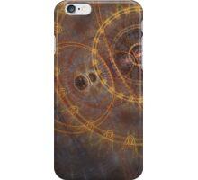 Clockwork mind iPhone Case/Skin