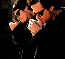 Boondock Saints by GirlsnGuns