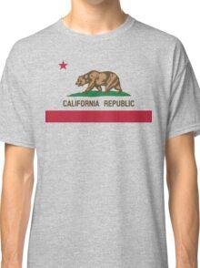 California Flag Classic T-Shirt