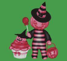 Happy Halloween .. tee shirt by LoneAngel