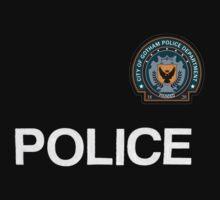 GCPD - Gotham City Police Department by jjy2k